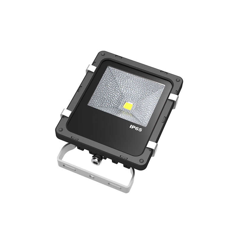 Proyector Led CREE 10W, Blanco cálido